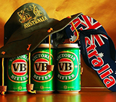Australian Beers – Victoria Bitter