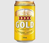 Australian Beers – XXXX Gold