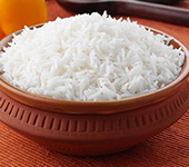 Basmati Rice (boiled rice)
