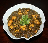 Chicken-Saag