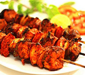 Chicken Tikka – Entree(4pcs)