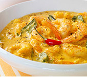 Fish OR Prawn Madras