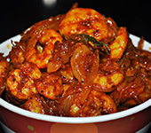 Fish OR Prawn Masala
