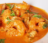 Fish or Prawn Korma