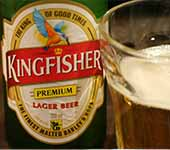 Indian Beers – Kingfisher