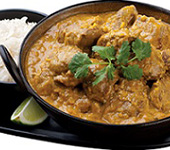 Lamb Korma with Rice