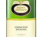 White Wine – Brown Brothers Crouchen Riesling – Bottle